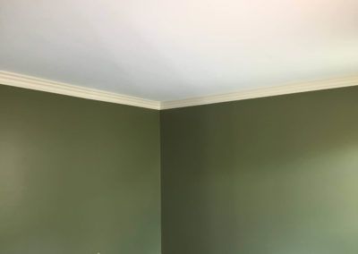 olive-green-walls-white-ceilings