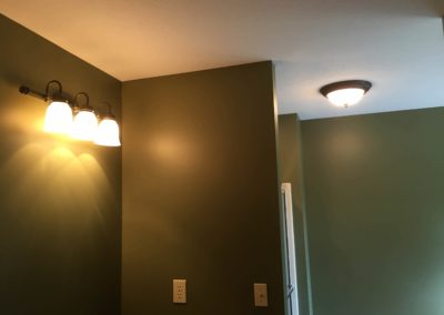 olive-green-bathroom-wall