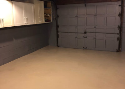 repainted-garage-with-grey-garage-door